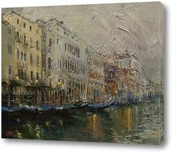 Вечерние огни Венеции