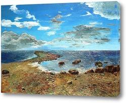 Картина Балтийский берег