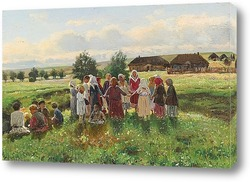 Сельская ярмарка