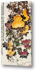 Бахчевые культуры и хризантемы
