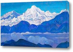Картина Гималаи