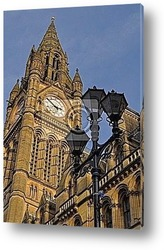 Manchester Cathedral - England