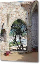 Постер Крепость Испания