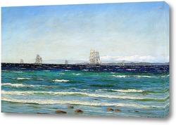 Картина Пляж Хонбак