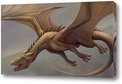 Картина Полет дракона