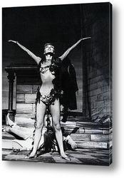 Одри Хепберн в <Римских каникулах>