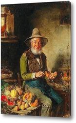 Картина Продавец фруктов