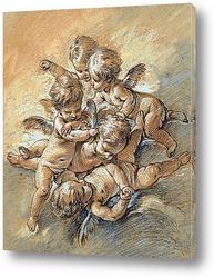 Постер Шаловливые ангелы