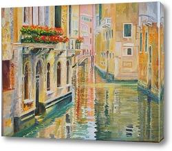 Постер Венеция!