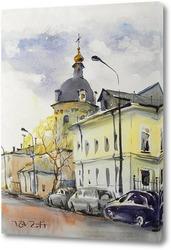 Москва. Ул. Рождественка