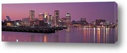 Водная панорама города
