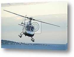 Постер Вертолет
