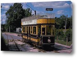 Городской трамвай Праги
