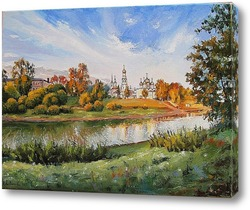 Постер Вологда