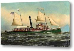 Британский пароход