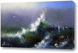 Картина Волна