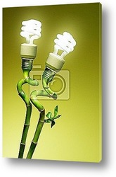 Постер Conceptual lamps