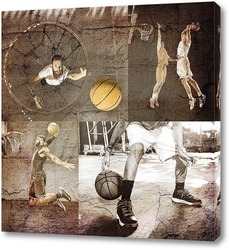 Игроки в баскетбол