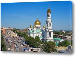 Постер Собор Рождества Пресвятой Богородицы, Ростов.