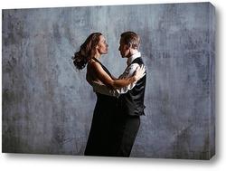 Постер Танго