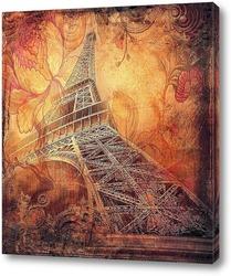Коллаж. Париж