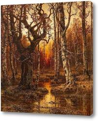 Постер Поздняя осень