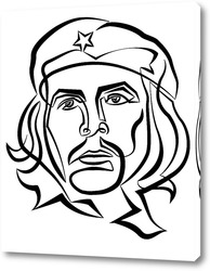 Постер Че Гевара.