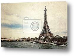 Эйфелева башня - Франция