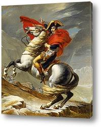 Император Наполеон в своем кабинете в Тюильри