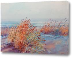 Картина Туманний берег