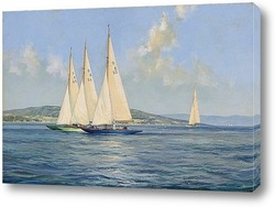 Постер Лодки