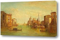 """Венеция """"и"""" Большой канал"""