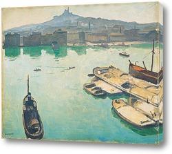 Постер Порт Марселя