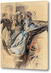 Картина Перевозки, 1904