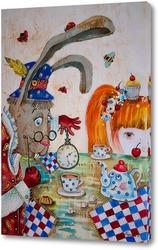 Постер Безумное чаепитие