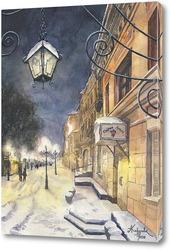 Зимние сны Арбата