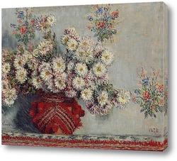 Постер Хризантемы (1878)