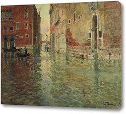Картина Район Венеции