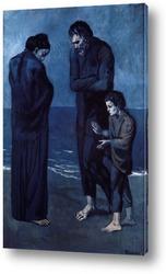 Картина Трагедия.1903г.