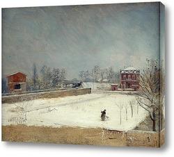 В лесах Портсмут, 1864