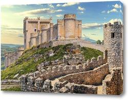 Постер Дорога к замку