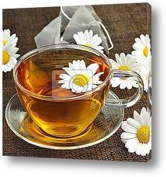 Постер Цветочный чай