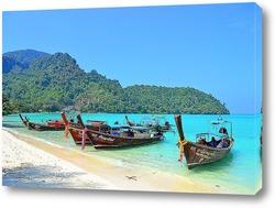 Постер Тропический Таиланд