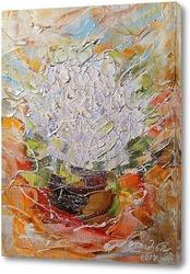 Картина Райские цветы