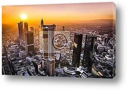 Постер Франкфурт