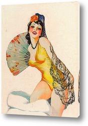 Египетская танцовщица