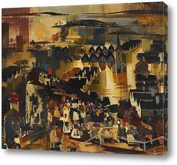 Картина Наводнение