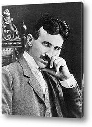 Постер Никола Тесла