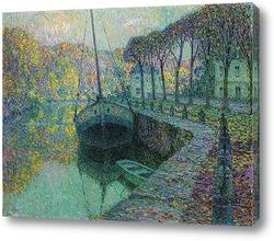 Лодки в Ла-Рошель