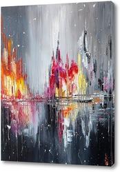 Картина После дождя